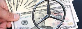 1,9 Milliarden Dollar Umsatz soll Daimler laut SEC mit Korruptionsgeschäften gemacht haben.