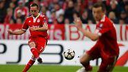 Schock, Anrennen, Erlösung: Bayern träumen vom Halbfinale