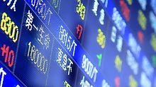 Systempanne in Tokio: Gute Laune an Asiens Börsen
