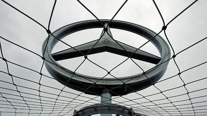 Aktienanleihe Daimler