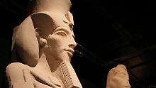 Über 100 Jahre verschollen: Echnatons Zeh ist zurück