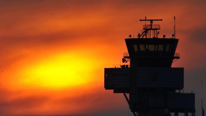 Auch in Deutschland werden erste Flughäfen geschlossen.