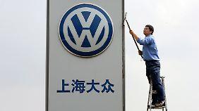 Volkswagen ist weltweit gut aufgestellt und auf allen wichtigen Märkten zu Hause.