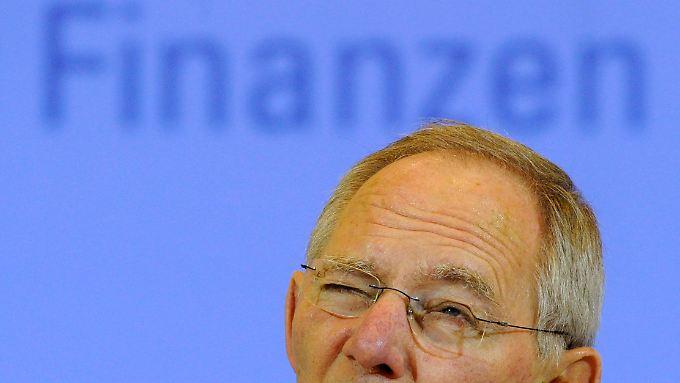 Vom Nein zur Ultima Ratio: Schäuble plädiert für ein rasches Garantie-Gesetz.