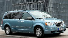 Mit einem echten Flaggschiff tritt Chrysler in der Klasse der Großraum-Vans an.