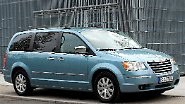 Chrysler Grand Voyager: Großes aus Übersee
