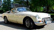 Auto-Klassiker: MG B: Blüte englischer Roadster-Kultur
