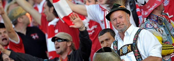 Wie Oft War Bayern Meister