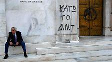 Jeder Cent zählt: Das Sparpaket für Griechenland