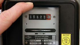 Alte Heizungspumpen machen rund zehn Prozent der Stromrechnung aus.