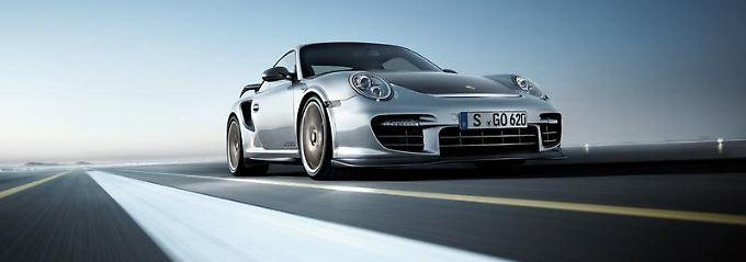 Auf der Straße ist derzeit kein serienmäßiger Porsche flotter unterwegs: Der neue 911 GT2 RS.