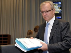 EU-Kommissar Olli Rehn.