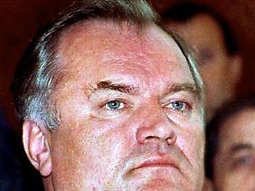 Mladic sollte eigentlich vor Gericht stehen.