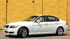BMW 320d ED: Sparsamer Tempomacher