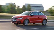 Audi A1: Kleines in Premium