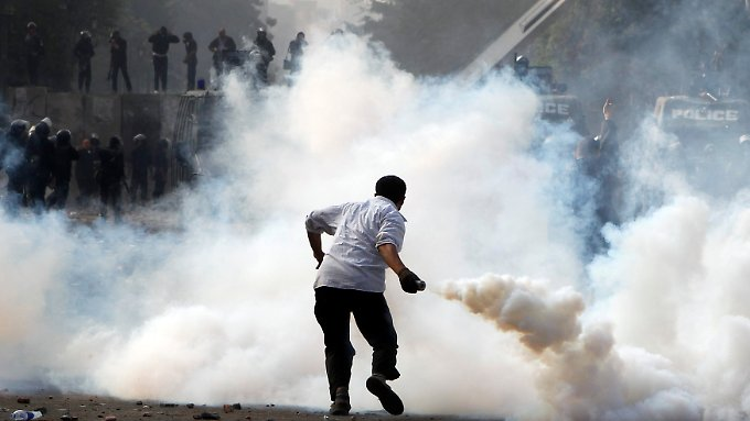 """""""Gefahr eines Bürgerkriegs"""": Wut auf Präsident Mursi wächst"""
