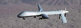 Obamas Stab bastelt an Spielregeln: Drohnen-Einsatz soll reguliert werden
