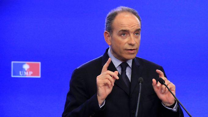 Copé will die UMP führen, doch das Fillon-Lager ist stark.
