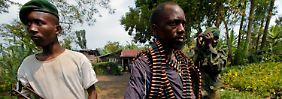Die M23-Miliz soll Goma verlassen.