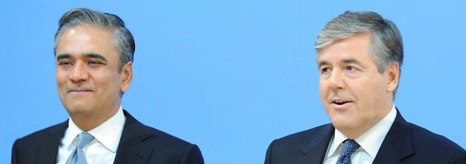 Keine Harmonie zwischen Vorgänger und Nachfolger.