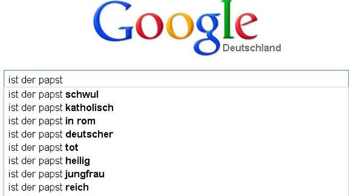 Diese Fragen stellen sich offensichtlich viele Deutsche.