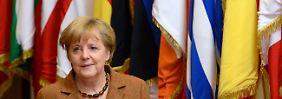 Nach der Hilfe ist vor der Hilfe: Merkel diktiert die Bedingungen