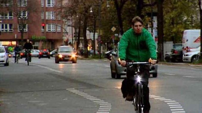 n-tv Ratgeber: Fahrrad fahren in der dunklen Jahreszeit