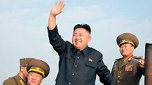 Kim Jong Un als Sexsymbol: Chinas Parteiorgan irrt sich