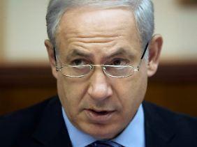 Der Streik der Diplomaten sorgt für Falten auf Netanjahus Stirn.