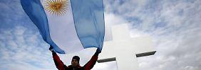 """Die """"Aasgeier"""" stoßen zu: Hedgefonds jagen Argentinien"""