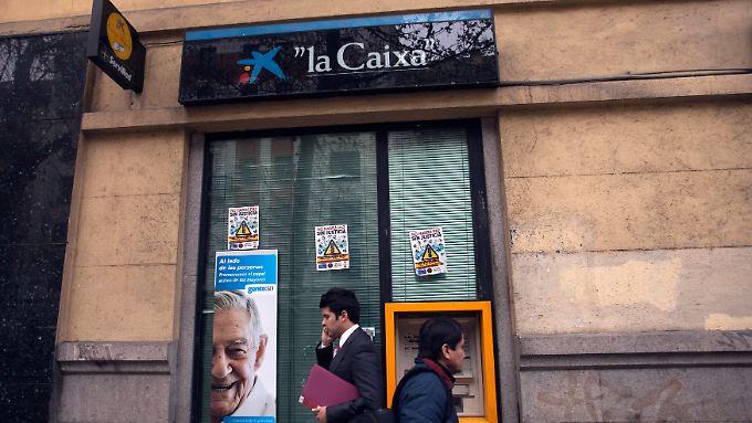 La Caixa kauft Banco de Valencia - und der Staat bezahlt.