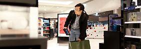 Jede Menge Elektronik wird dieses Jahr wohl in den Einkaufstüten landen.