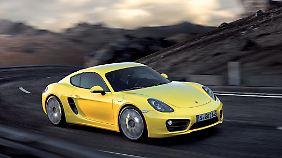 Das Herz eines Porsche-Sportwagens bleibt auch weiterhin sein Sechszylinder-Boxermotor.