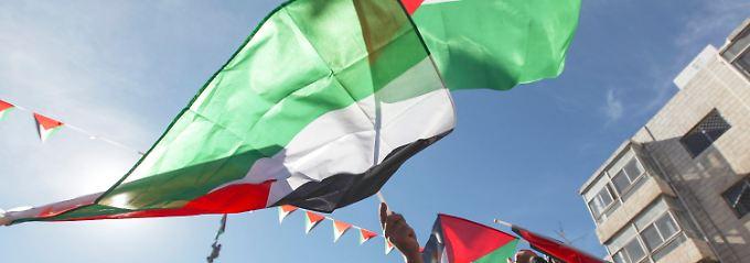 Palästina hat den Status eines Beobachterstaates bei den UN.