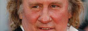 Mit Alkohol am Steuer: Gérard Depardieu festgenommen