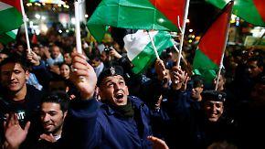 Belastend für Friedensprozess?: Palästina wird UN-Beobachterstaat
