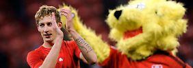 Schalke kommt nicht aus dem Tief: Bayer mit glanzlosem Sieg