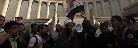 Justiz boykottiert Referendum: Ägyptens Richter legen sich quer