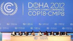 Unfassbare Zeit- und Geldverschwendung: die Klimakonferenz in Doha.