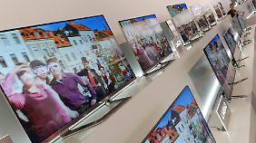n-tv Ratgeber: Fernseher im Test-Vergleich