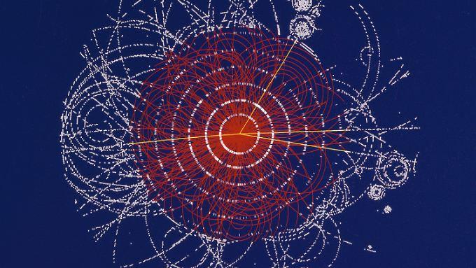 Seit mehr als 30 Jahren fahnden Physiker nach dem Higgs-Boson.