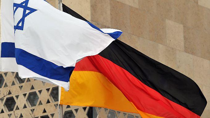 Das traditionell gute Verhältnis zwischen Deutschland und Israel wird von Spannungen überlagert.