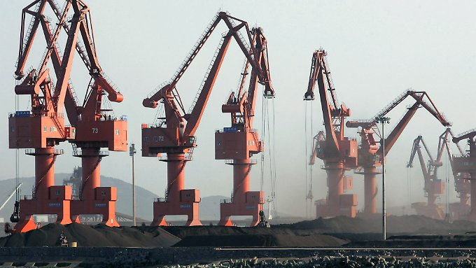 Chinas Industrie wächst nach einem Jahr Pause wieder.