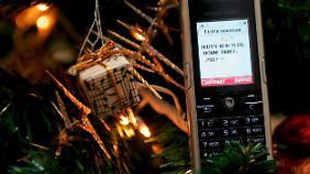 160 Zeichen große Gefühle: SMS feiert 20. Jubiläum