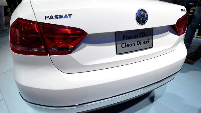 Der VW Passat geht in den USA weg wie warme Semmeln.
