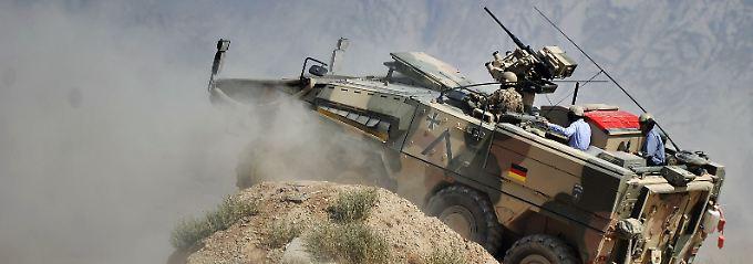 """Saudi-Arabien plant mehrere hundert Panzer vom Typ """"Boxer"""" aus Deutschland zu importieren."""