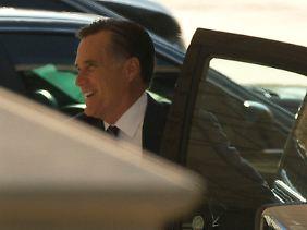 Mitt Romney kehrt zur Marriott-Hotelkette zurück.