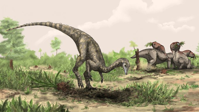 Beim Nyasasaurus könnte es sich um den ältesten Dinosaurier der Welt handeln.