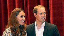"""""""Pflicht, einen Thronfolger zu produzieren"""": Briten erwarten das royale Baby"""