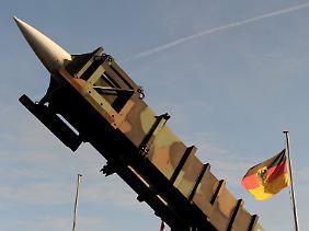 Mobile Raketenabwehr für den Bündnispartner: Ein komplettes System kostet bis zu sechs Millionen Dollar.